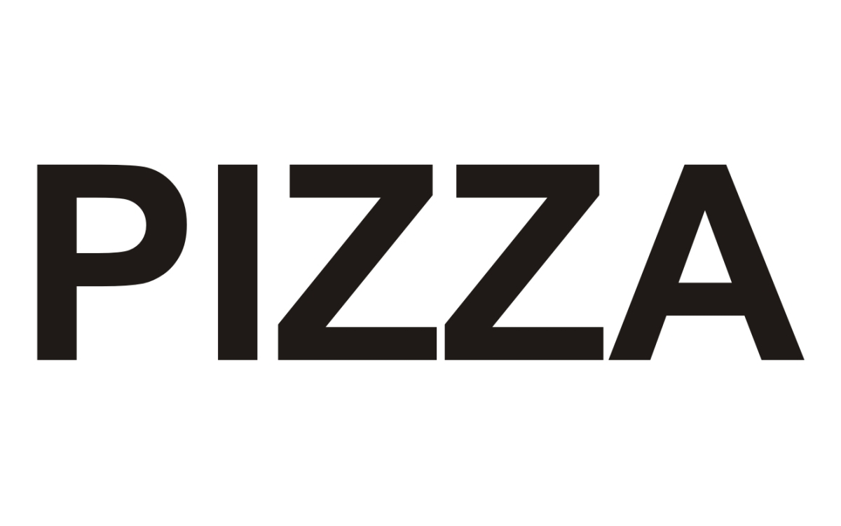 Flaga pizza / projekt
